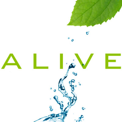 ALIVE & WELL® Modern Organic Living TV – Graphics & Video